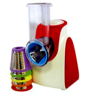 Multi Veg Chopper In Red, White And Blue