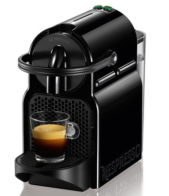 Coffee Maker In Black Case