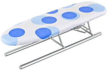Table Top Ironing Board With Steel Legs