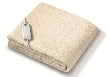 Small Double Electric Blanket Folded Neatly