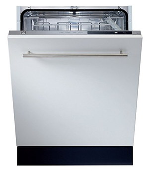 Integrated Quiet Dish Washer With Open Door