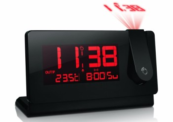 Oregon Scientific RMR391 RC Projector Clock With Red Digits