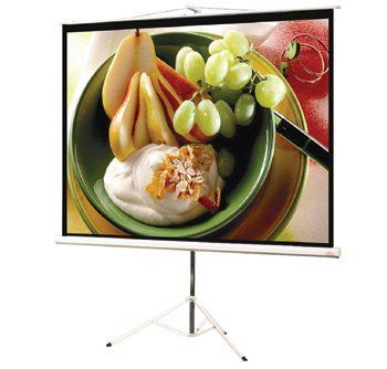 Big 80 Inch Large Projector Screen 16:9 With Black Edge