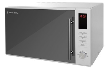 Fan Assisted Electric Oven With Steel Handle
