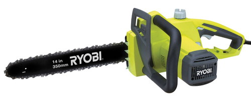 Cheap Electric Chainsaw In Black And Yellow