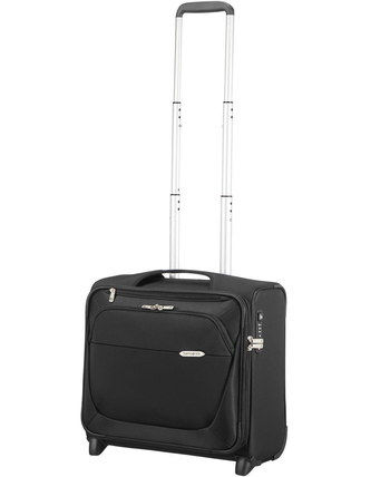 Wheeled Laptop Case With Long Grip