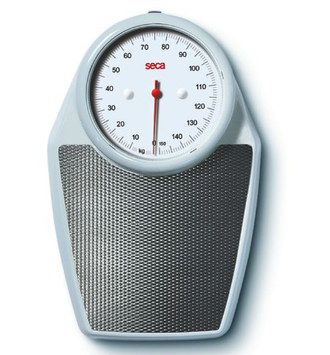 Seca Colorata Mechanical Bathroom Scale In Grey