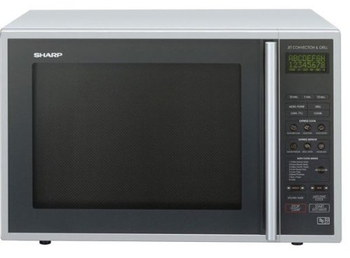 Sharp Combi Grill Microwave With Black Door