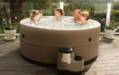 Swift Current Portable Hot Tub