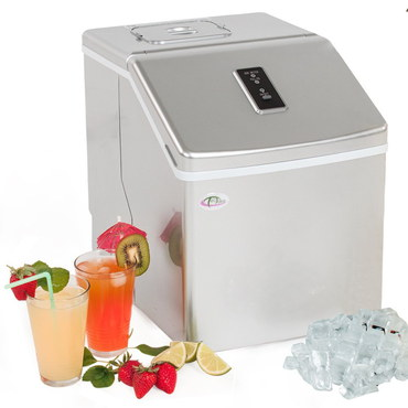 Ice Machine With Free Scoop, Showing Cocktails