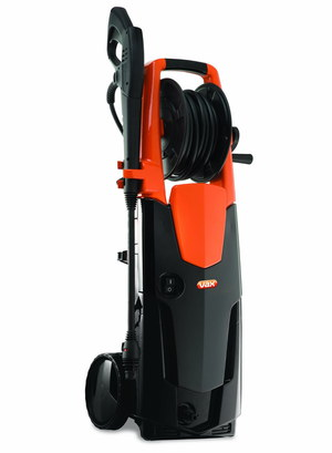 Vax P86-P4-T High Pressure Washer In Black And Orange Exterior