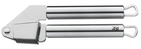 Plus Garlic Press With Highly Polished Exterior