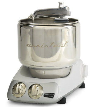 Food Processor With Steel Dials