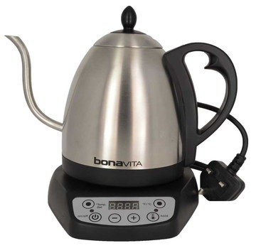 Fast Multi Temperature Kettle With Black Base
