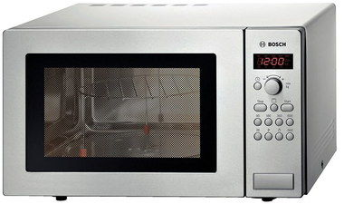 1.45 Kw HMT Small Microwave Oven In Silver Effect