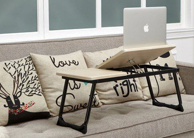 Charmant Simple Portable Laptop Stand For On Sofa