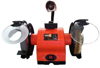 Bench Grinder For Sale In Red And Black