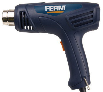 Compact DIY Hot Air Paint Heat Gun In Navy Blue