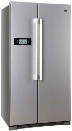 Noiseless American Fridge Freezer 2 Doors
