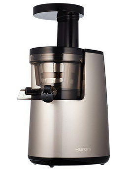 40 dB Output 150W Slow Press Juicer With Black Base