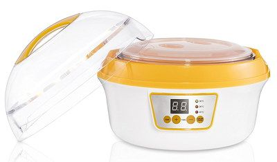 1.5L Genuine Electric Yogurt Maker In Orange
