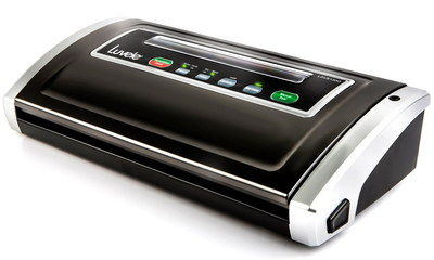 130W Vacuum Packing Machine With Black Finish