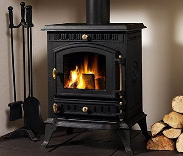 Powerful Burning Stove With 4 Legs
