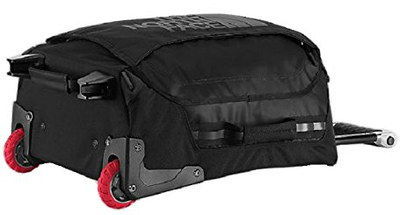 Robust Lash Wheeled Duffle Bag In Black