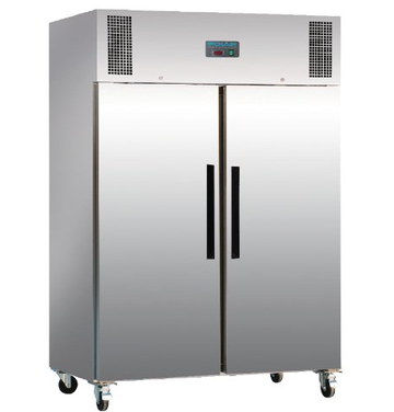 Large American Fridge Freezer In Stainless Steel
