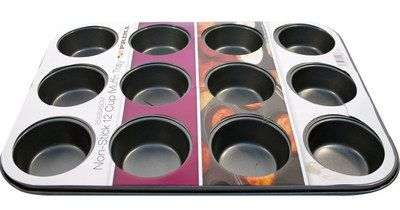 12 Cup Yorkshire Pudding Pan 12 Hollows Smooth Finish