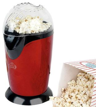 Mini Popcorn Machine With Dome Lid