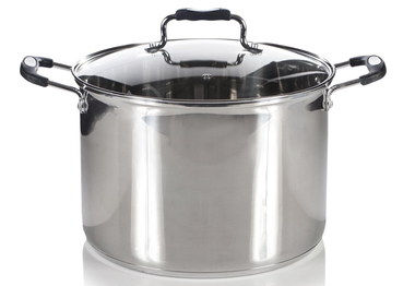 26 cm Cuisine Stainless Steel Stockpot With Side Grips