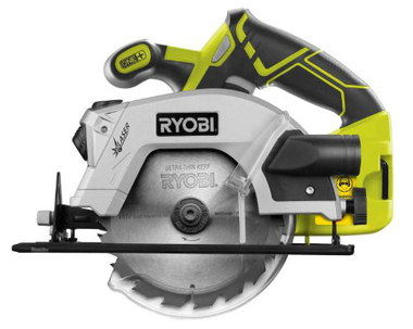 ONE+ Ergo Circular Saw In Black And Yellow