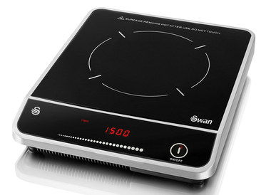 2000W SIH Induction Hot Plate With LED Temp