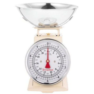 2 Litres Kitchen Weighing Scales With Steel Bowl