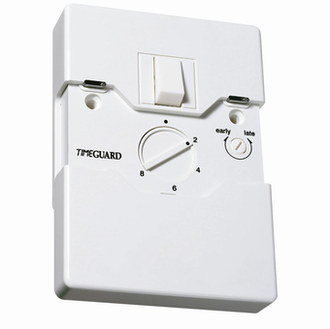 Timer Switch For Lights Rectangular Shaped