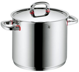 Cromargan Stainless Steel Cooking Pot With Round Lid