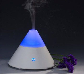 Ultrasonic Colour Electric Oil Diffuser In Blue